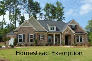 File Homestead Exemption